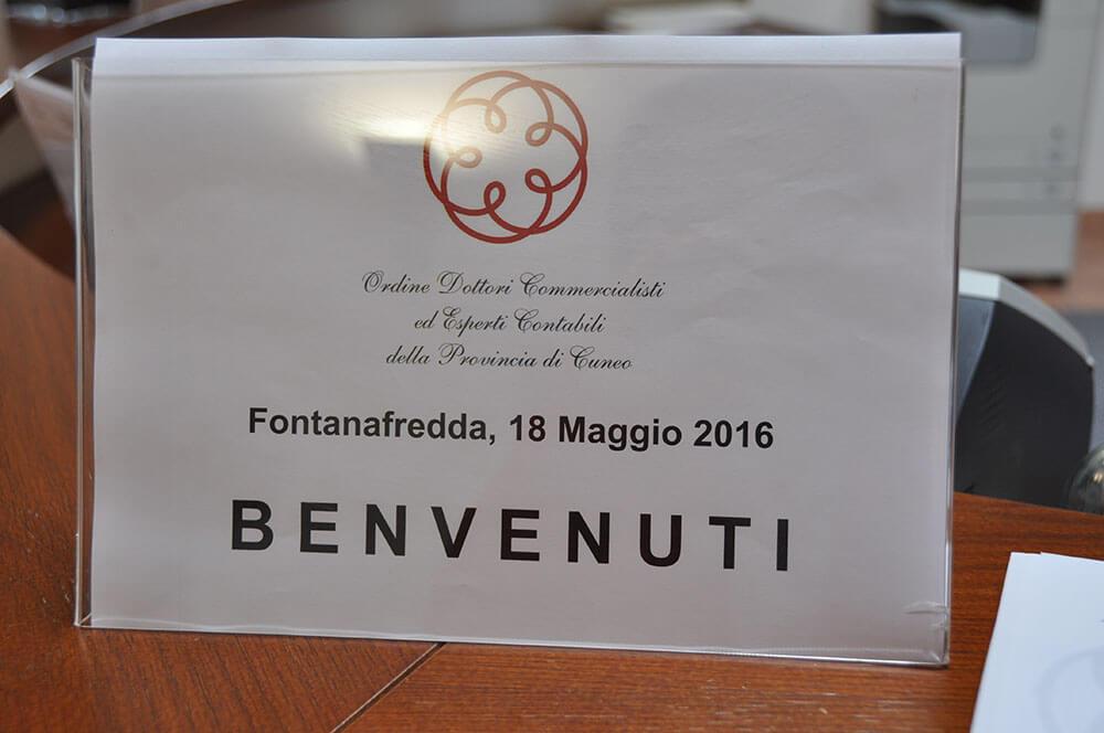 2016 - Assemblea Maggio - Consuntivo